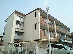 第1タツミマンション[3階]の外観