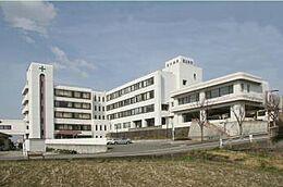 総合病院富田病院まで1741m