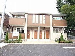 プリムローズA・B(野田市)[2階]の外観