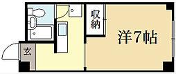 メゾンユーコーク[2階]の間取り