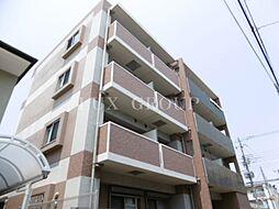 東京都三鷹市上連雀9丁目の賃貸マンションの外観