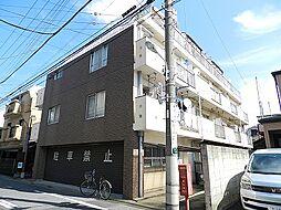 丸井コーポ[1階]の外観