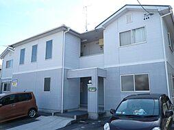 愛知県尾張旭市吉岡町1丁目の賃貸アパートの外観