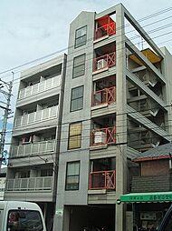 京都府京都市上京区梨木町の賃貸マンションの外観