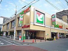 ヨークマート東矢口店:徒歩4分