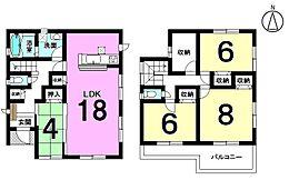 土地面積38.88坪、南向きの物件です。モデルルームもございますのでお気軽にお問合せ下さい。