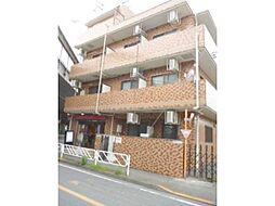 三ツ木コーポ富士見台[2階]の外観