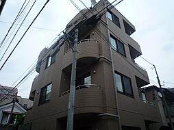 新中野AK HILLS[1階]の外観