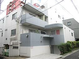 高円寺第二コーポ[4階]の外観