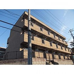 ベルハイム東戸塚[1階]の外観