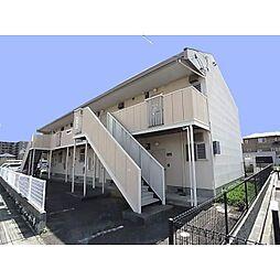 奈良県奈良市青野町1丁目の賃貸アパートの外観