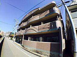 福岡県福岡市城南区鳥飼4丁目の賃貸マンションの外観
