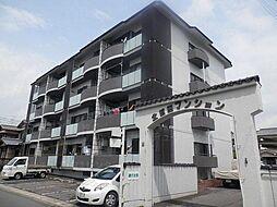 北前田マンション[4階]の外観