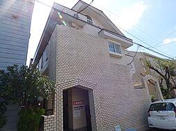 アミューズメント21塚越[1階]の外観