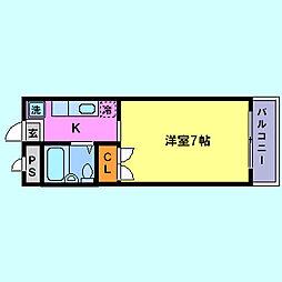 NTB-2[2階]の間取り