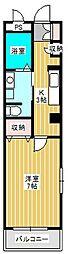 GOTO II[5階]の間取り