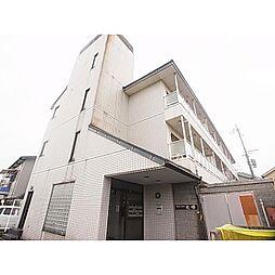 奈良県奈良市北永井町の賃貸マンションの外観