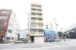 ボンジュール本田[5階]の外観