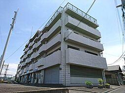 プレジデント土師ノ里[3階]の外観