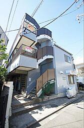 神奈川県横浜市保土ケ谷区星川1丁目の賃貸マンションの外観
