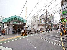 駅 東武鉄道「東武練馬」駅・1520