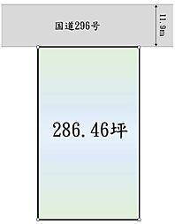 区画図(図面と...