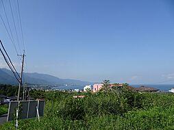 比良山・琵琶湖...
