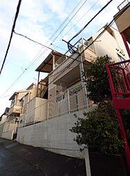 ヒルサイドテラス西新[1階]の外観