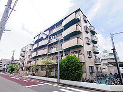 メゾンドベール早稲田III[1階]の外観