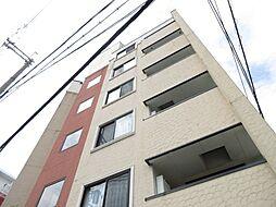 大阪府寝屋川市打上中町の賃貸マンションの外観