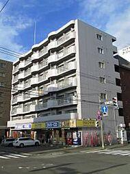北海道札幌市中央区南十一条西8丁目の賃貸マンションの外観