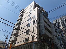 Trustman Horie[3階]の外観