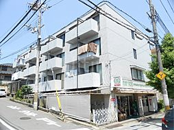 京都ノーザンフラット[4階]の外観