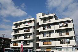 大阪府摂津市東別府4丁目の賃貸マンションの外観