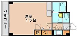 福岡県福岡市東区松島5丁目の賃貸マンションの間取り