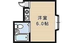 セレクトスクエアー[3階]の間取り