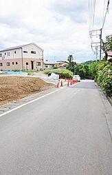 分譲地前面道路