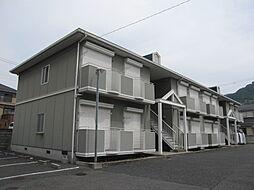 大阪府四條畷市南野1丁目の賃貸アパートの外観
