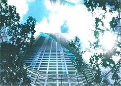 東京都心部のシンボルタワーマンション