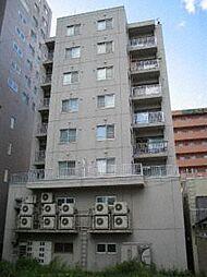 北海道札幌市中央区南三条西6丁目の賃貸マンションの外観