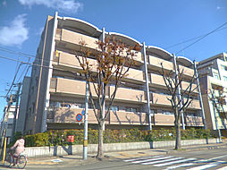 グランパティオ甲子園[4階]の外観