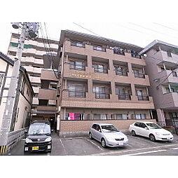 福岡県久留米市原古賀町の賃貸アパートの外観