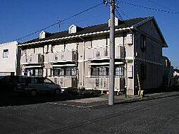 サニータウンB[1階]の外観