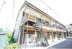 西田文化住宅[2階]の外観
