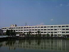 播磨西小学校…約210m