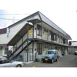 コーポ古都[203号室]の外観