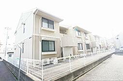 コーポアピカルI[1階]の外観
