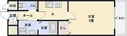 エクセル1[2階]の間取り