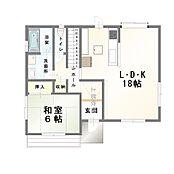 「1階間取り図」