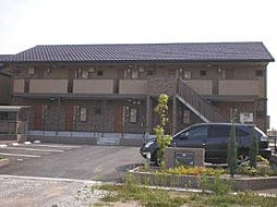 愛知県名古屋市緑区大根山1丁目の賃貸アパートの外観